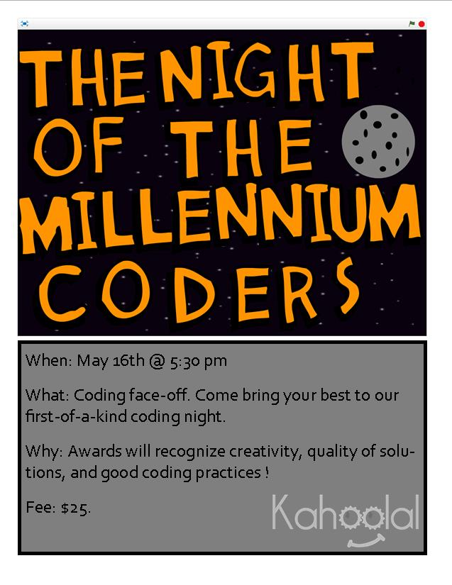 Millennium Coders Night