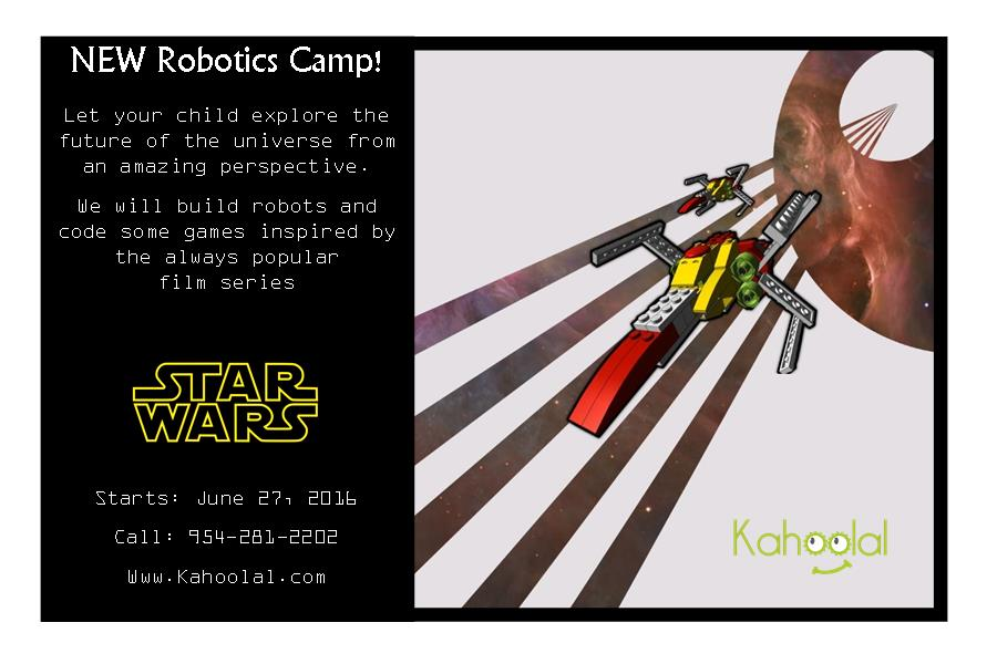Robotic Camp in Davie, FL
