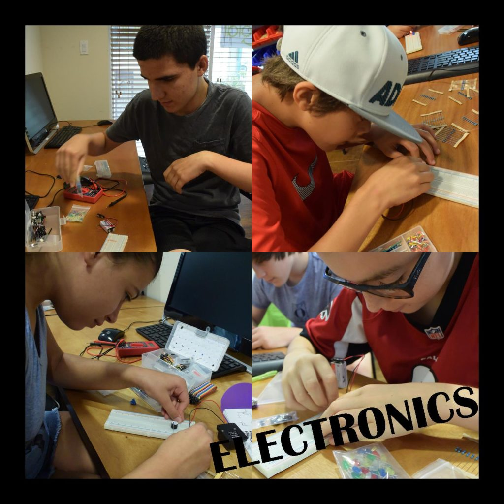 Electronic classes Weston